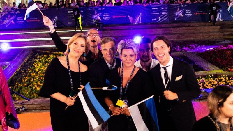 Tomi Rahula: Victor andis Eurovisioni oranžil vaibal intervjuu ka BBC-le
