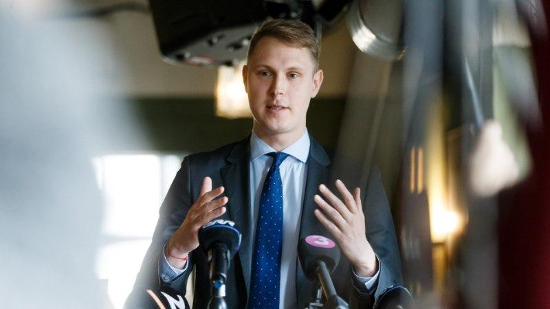 Раймонд Кальюлайд: Михаил Кылварт, готовы ли вы сотрудничать с EKRE в Таллинне?