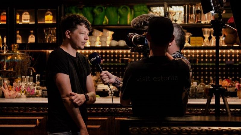ÕL VIDEO   Victor Crone: kõige veidram Eurovisionil antud intervjuu oli selline, kus intervjueerija oli väga purjus
