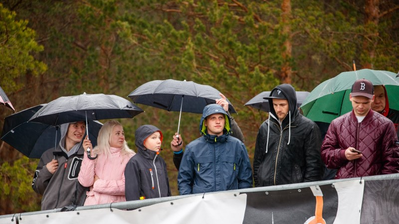 GALERII | Eesti driftikuningad näitasid naabritele koha kätte