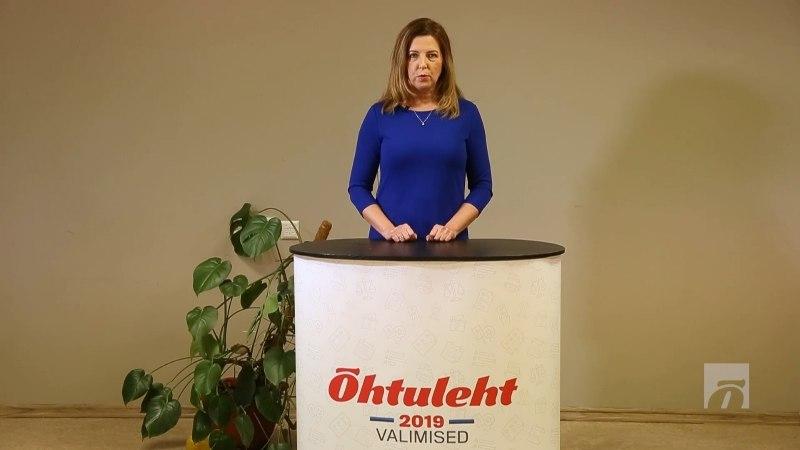 В EKRE нашли нового кандидата на пост министра торговли. И это женщина