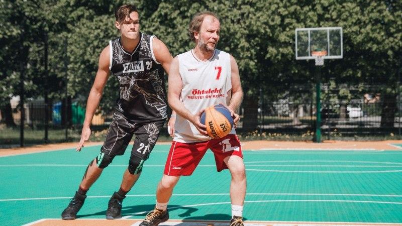 HEAD KOSSU! Üle Eesti saab palli korvi poole visata enam kui 500 väliväljakul