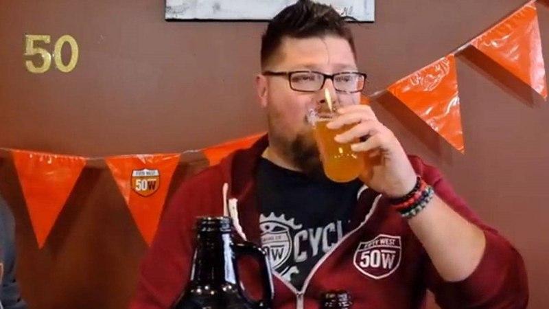 TULEMUSLIK ÕLLEDIEET: 46 päeva ainult õlut joonud mees kaotas kaalust 20 kilogrammi