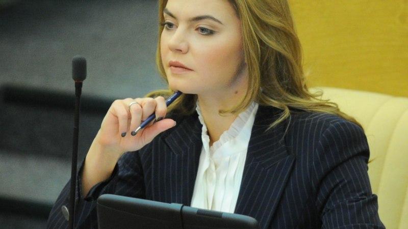 Стало известно о родах Алины Кабаевой