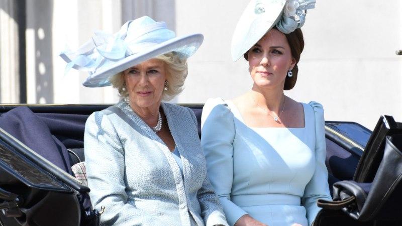 Meghan või Kate: kumma hertsoginnaga Camilla Parker-Bowles paremini läbi saab?