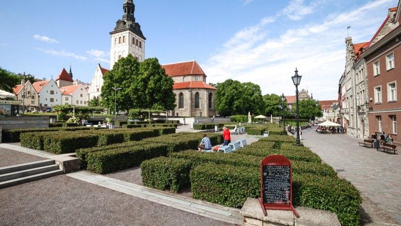 MÄLUMÄNG   Kui hästi tead Tallinna vaatamisväärsusi?