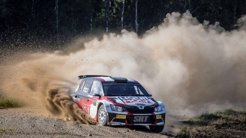 VAHVA VÄRK! Rallimaailma suurtalent osaleb Rally Estonial