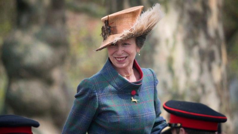 Британская Королевская Принцесса приезжает в Эстонию с визитом
