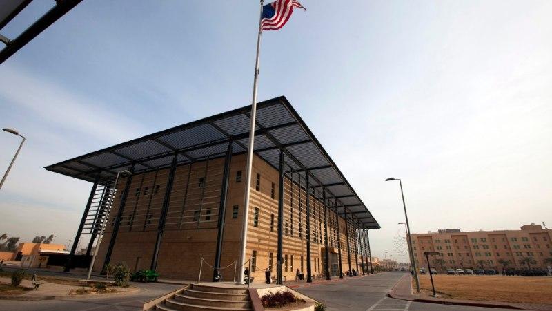 ÄREVAD AJAD JÄTKUVAD: USA käskis suurel osal diplomaatilisest esindusest Iraagist lahkuda