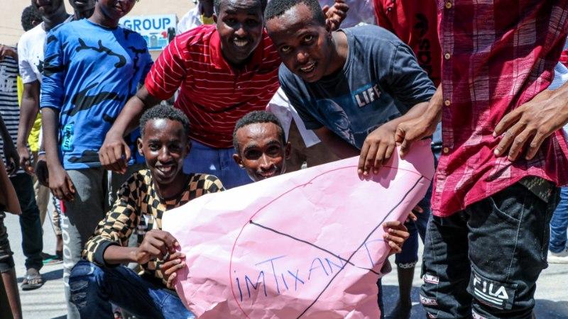 ÜLESANDED LEKKISID: Somaalia sulgeb eksamiperioodil sotsiaalmeedia