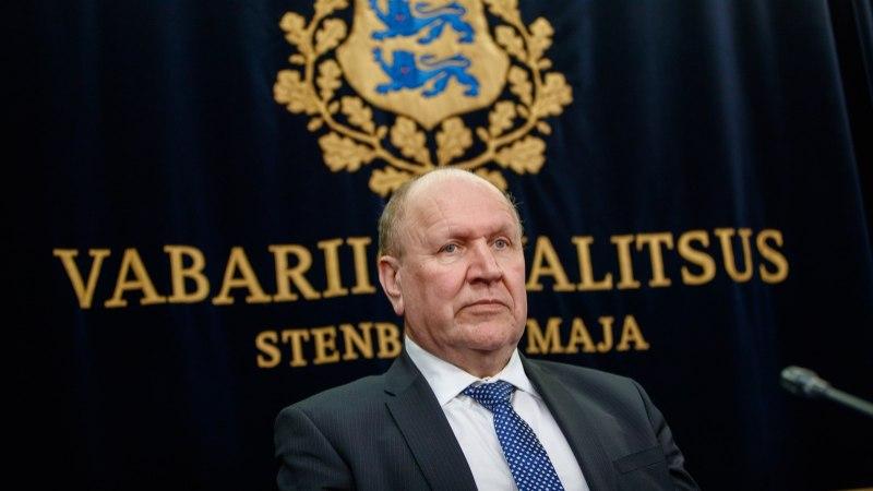 Mart Helme infotunnis riigikogulastele: ma pean teid šokiteraapiaga äratama