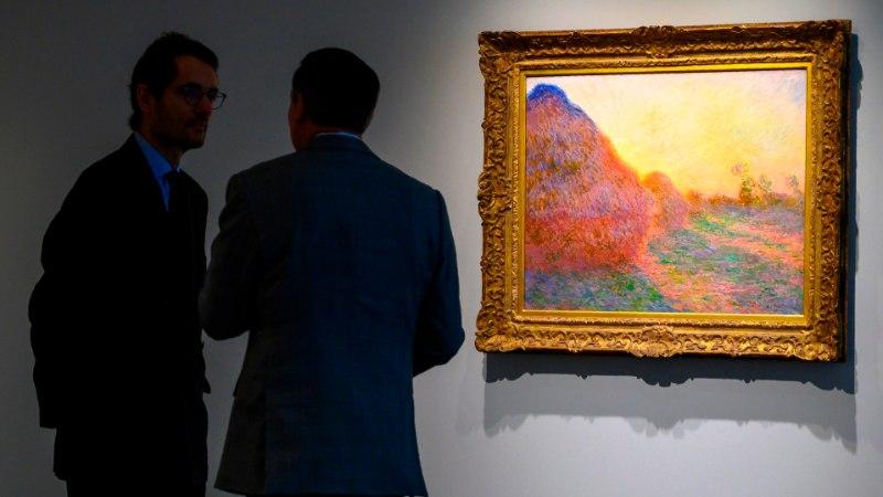 REKORDHIND: Sotheby oksjonimajas maksis Claude Monet´ maal üle 110 miljoni dollari