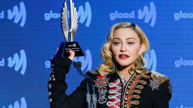 Asi ametlik! Madonna esineb Eurovisioni finaalis ja esitleb uut lugu