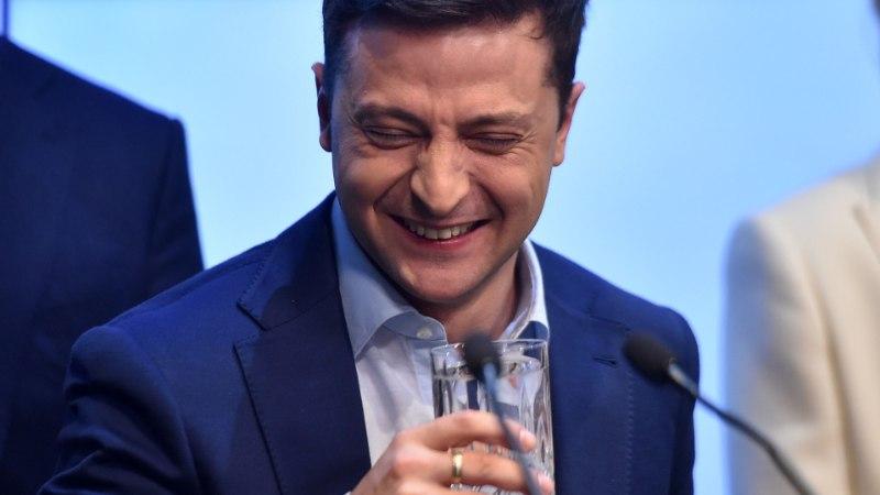 OTSUSTATUD! Ukraina uus president annab ametivande 20. mail
