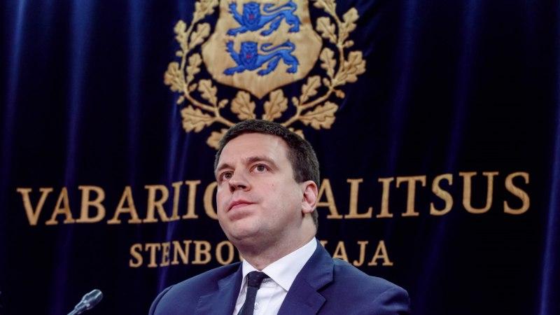 FOTOD JA VIDEO VALITSUSEST | Jüri Ratas: Reformierakonna teod on täielik tsirkus, Keskerakond sellega kaasa ei lähe!