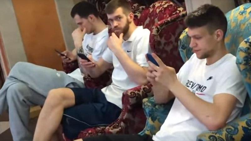 VIDEO | Kalev/Cramo ameeriklasel tekkisid Kaasani hotellis probleemid