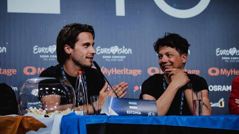Eesti tegi poolfinaali järel ametlikus Eurovisioni ennustustabelis suure hüppe