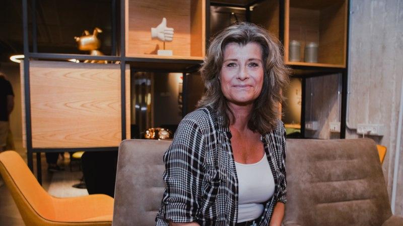 Victor Crone ema Anette: Victor on mulle õpetanud, et tuleb rahulikult võtta