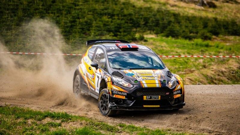 Rally Estonial võistleb ka valitsev Norra meister