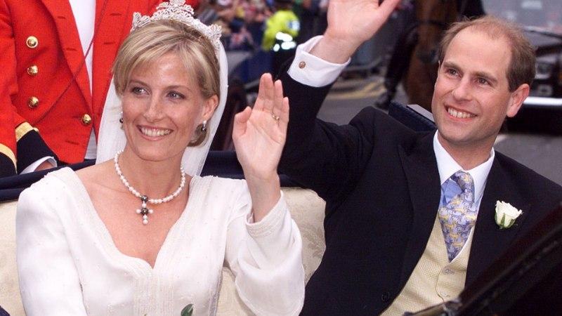 Afäärid ja purunenud abielud ehk kuninganna Elizabeth II laste kirev armuelu