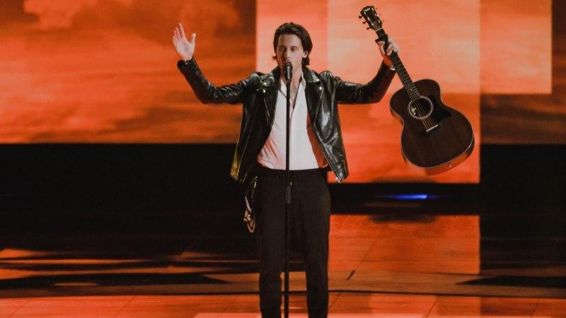 Selgus Eurovisioni suurfinaali järjekord: vaata, mitmendana astub võistlustulle Victor Crone