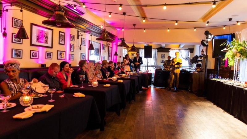 PILDIGALERII | 50ndatest inspireeritud suur Goodwini restorani sünnipäevapidu Tallinna vanalinnas