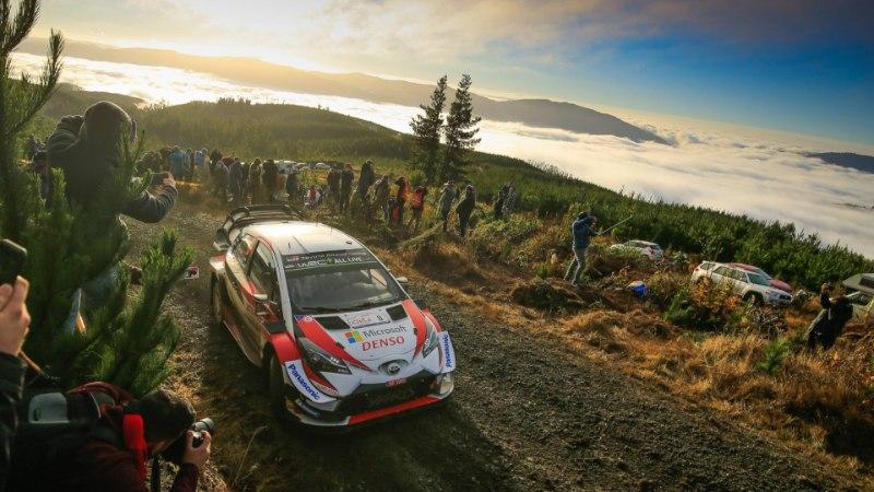 Hübriidmootoritele üleminek on WRC-tiimid ärevaks teinud: see läheb ajaliselt liiga napiks