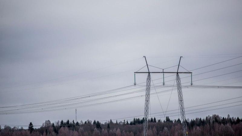 Eleringi alajaama avarii jättis Narva elektrita, konkurentsiameti algatusel alustati menetlust