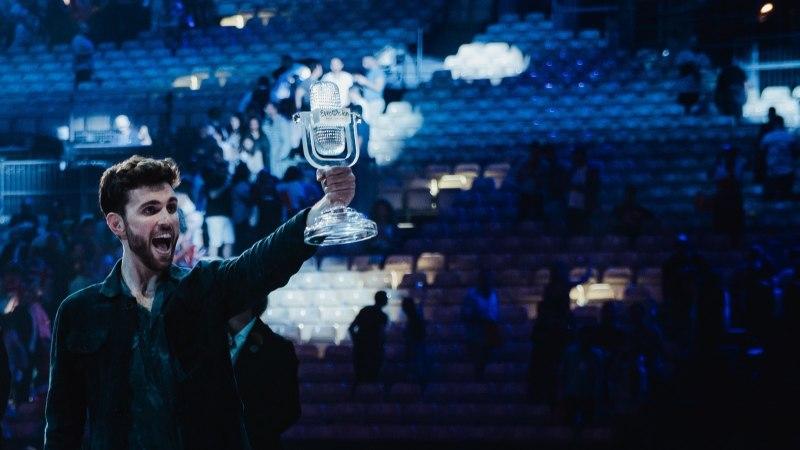 Reeglite rikkumine! Eurovisioni võitnud Hollandi lugu ripub juba kaks aastat videoportaalis