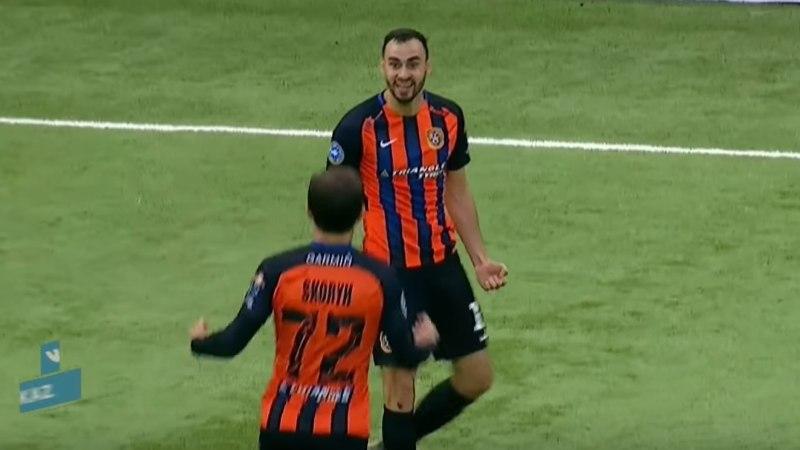 VIDEO | VÕIDUVÄRAV! Zenjov sahistas Kasahstani jalgpalli valitseja võrku