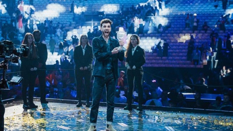 ÕL INTERVJUU JA GALERII   Eurovisioni võitja Duncan Laurence: mu unistus tõesti täitus!