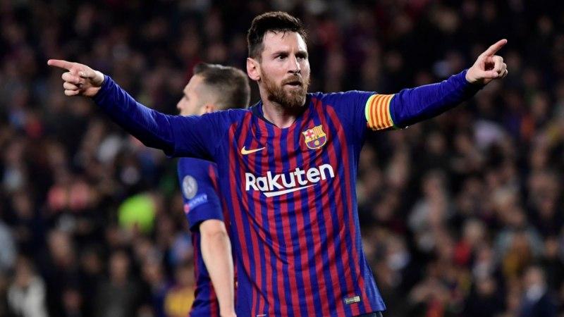 """KOLMAS POOLAEG   """"Laisk"""" Messi sõi Liverpooli hommikusöögiks, aga ajalugu on varemgi vimkasid visanud"""