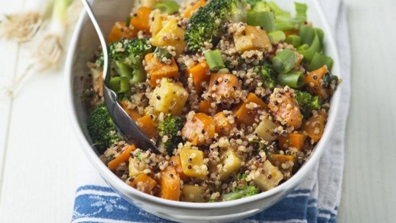 NÄDALAMENÜÜ | 20.–26. mai: soojad salatid annavad kiire ja toitva lõuna- või õhtusöögi