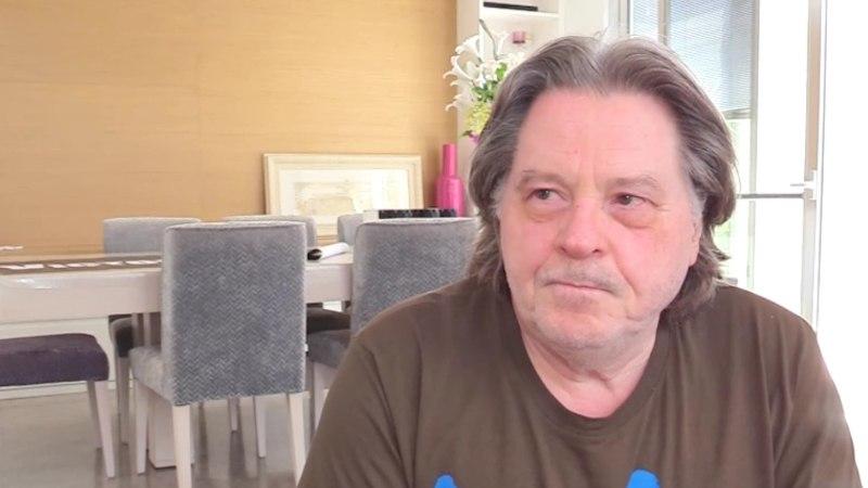 TV3 VIDEO | Victor Crone isa Henrik: poeg tundis Eesti poolt suurt toetust