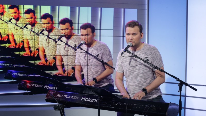 VIDEO   Koit Toome esitas Eurovisioni võiduloo eesti keeles: see on lihtne lugu, aga laulmiseks päris raske