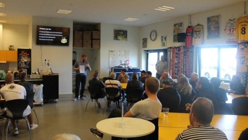TASUTA ÕLU! Taani vutiklubi võtab laulvad fännid enda palgale