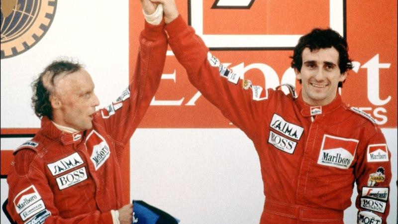 GALERII | Niki Lauda: mul on põhjus, et olla kole, paljudel seda pole