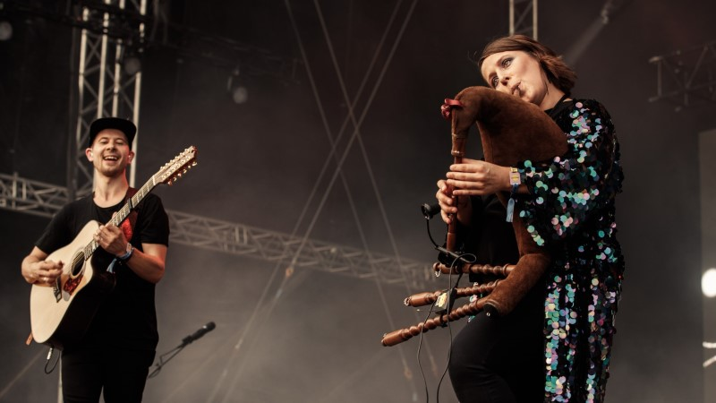 Moodne folkmuusika – erinevate stiilide segunemine, aga algallika essents jääb alles