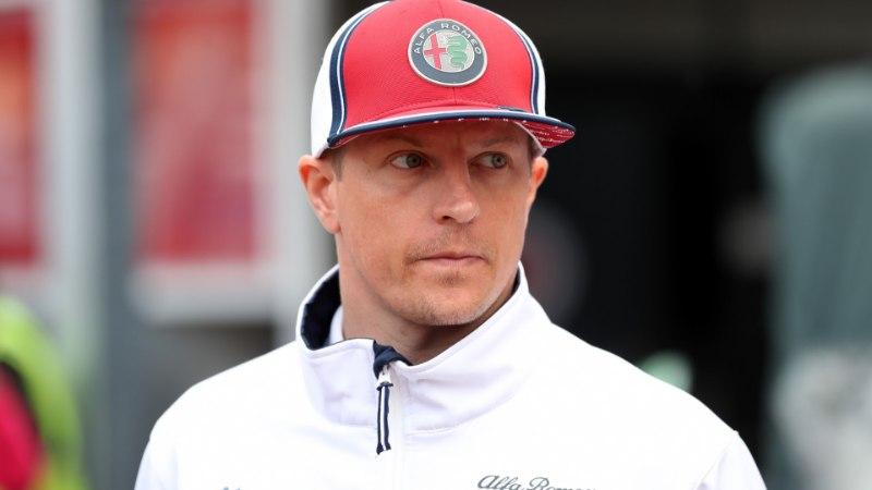 Kimi Räikkönen tähistab nädalavahetusel juubelit ja tõuseb vormelimaailma tõelisesse eliiti