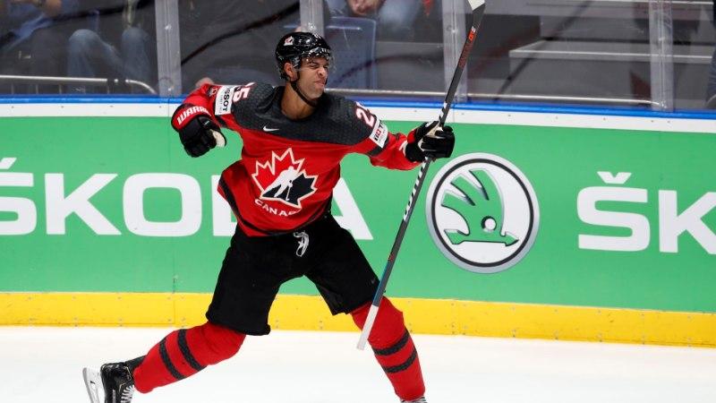 TIPPTASE! Kanada jäähokikoondis mängib viie aasta jooksul neljandat korda MMi finaalis