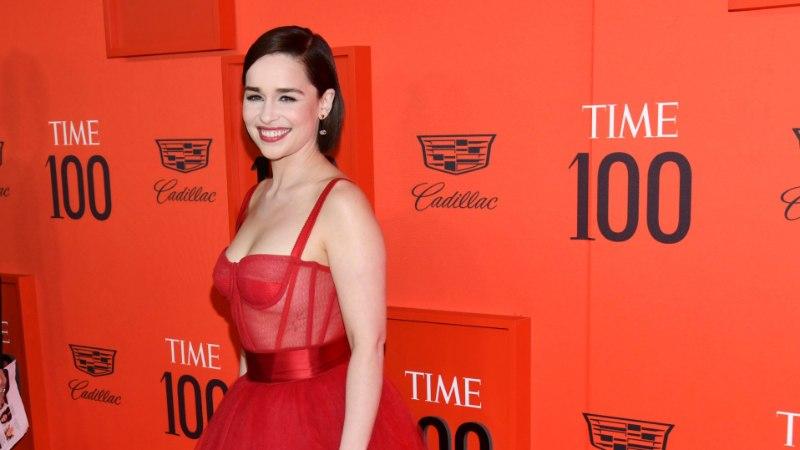 Emilia Clarke'ile pakuti rolli kõmulises erootikafilmis