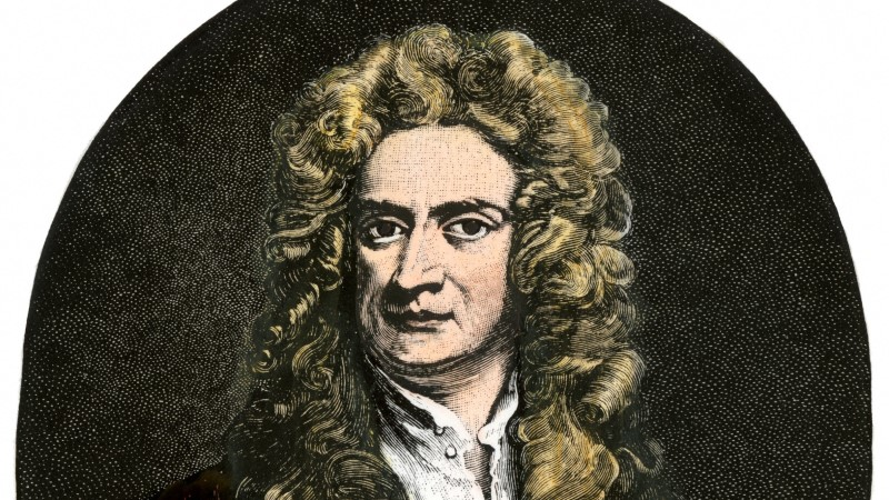 PÄEVA KASUTU FAKT   Isaac Newton ähvardas oma kasuisa põlema pista
