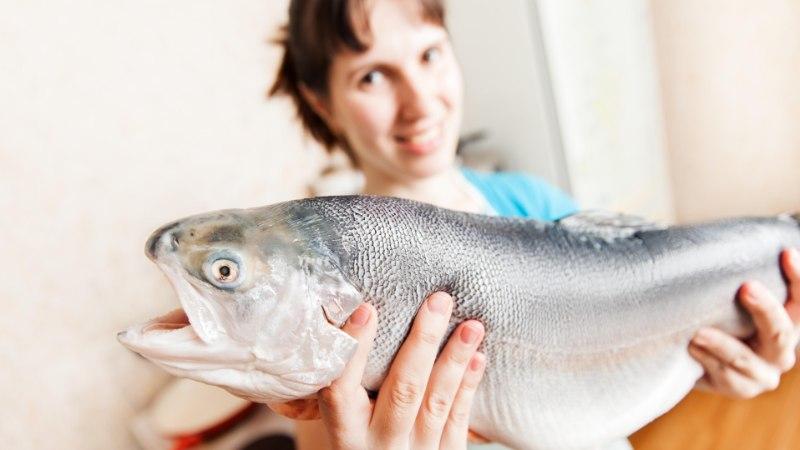 TOETA TOIDUGA SÜDANT: kui palju peaks sööma kala, kui palju liha?