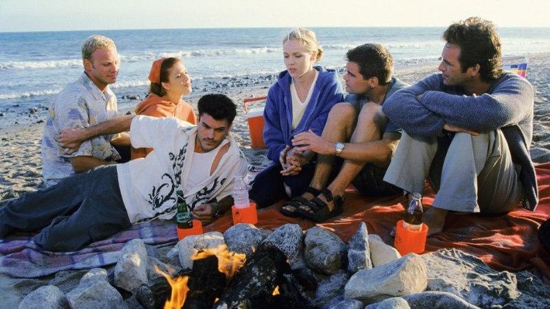"""FOTO   Menusarja """"Beverly Hills, 90210"""" staarid said pärast Luke Perry surma taas kokku"""
