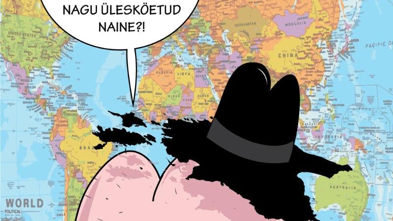 Juhtkiri   Kas Eesti maine on ohus?