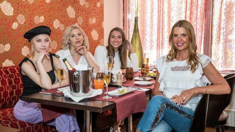 HOMMIKUSÖÖK STAARIGA   La La Ladies võib transformeeruda uueks tüdrukutebändiks INDIKE?