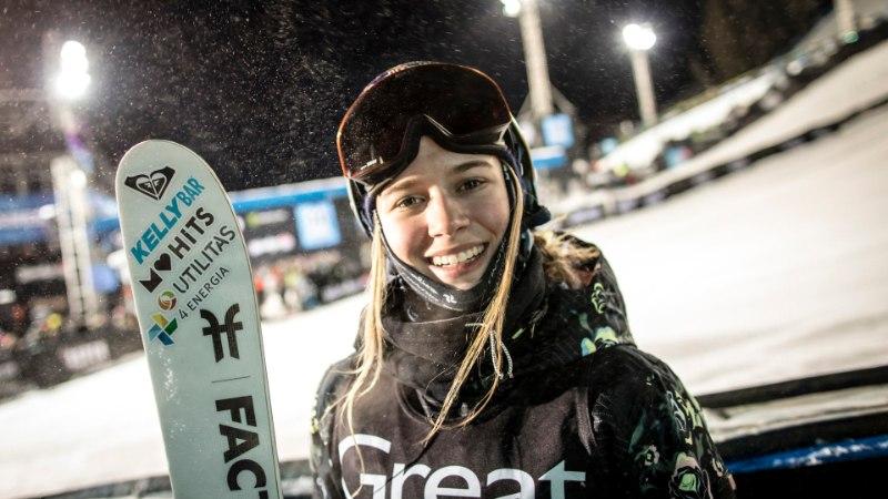 Kelly Sildaru: mina pole kunagi kukkumist õppinud, seda on raske teha
