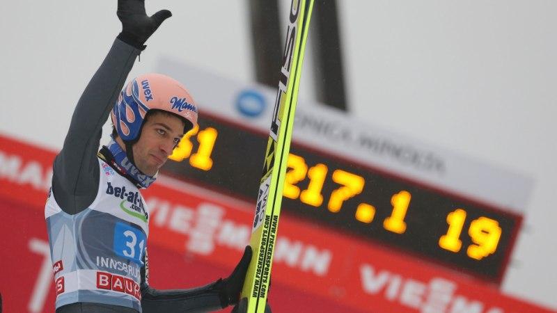 Kahekordne olümpiavõitja lahkub tippspordist ning hakkab kullipilguga seadust jälgima