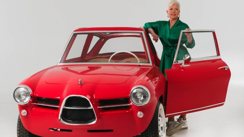 Eesti oma auto! Evelin Ilves oli kodumaise disainauto NOBE esimene testpiloot!