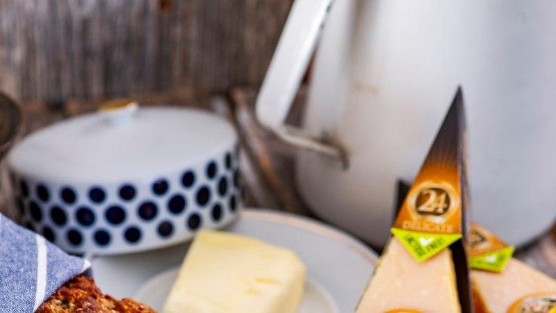 VIDEORETSEPT   Küllusliku maitsega leib Džiugase juustu ja tumeda õllega